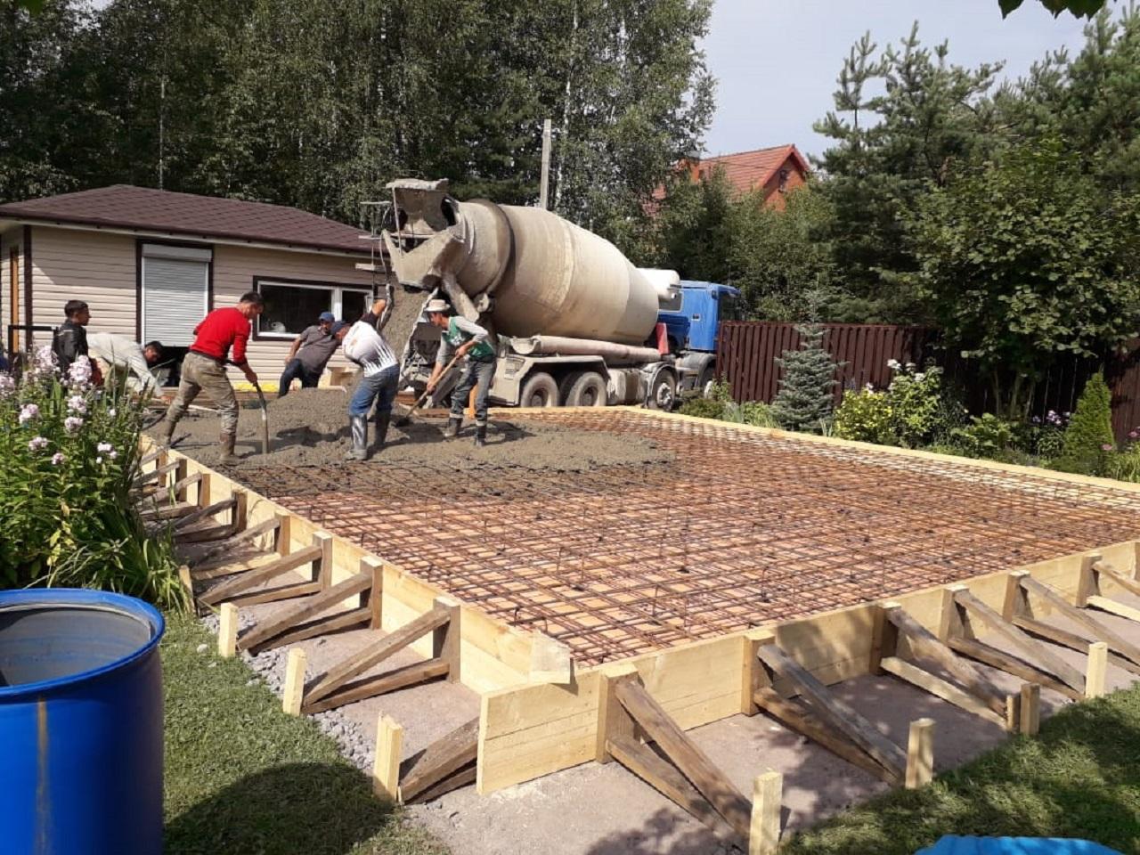 Ропша бетон процент состава бетона